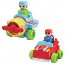 Tomy - Push N' Go Rolling Toys